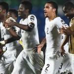 Ghana bullish after winning toughest group