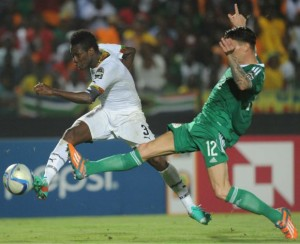 Wakaso handed first AFCON start in Ghana's line-up to face South Africa, Badu axed