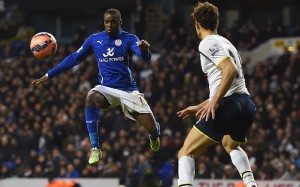 Schlupp's miraculous showing for Leicester poses awkward Ghana question for Nigel Pearson