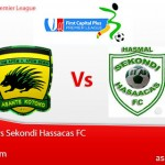 Kotoko bent on beating Hasaacas to record their first win- Ohene Brenya