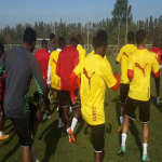 AFCON 2015: Black Stars to hold first training session in Mongomo today