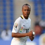 Ghana winger Andre Ayew downplays AFCON winning credentials