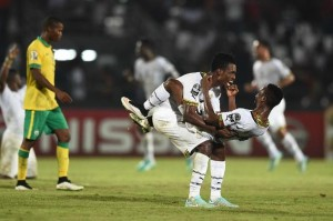 AFCON 2015: Ghana coach Avram Grant says Black Stars deserve victory over South Africa