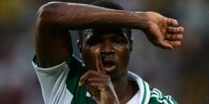 AFCON 2015: Nigeria star Elderson Echiejile backs Ghana to win trophy in Equatorial Guinea