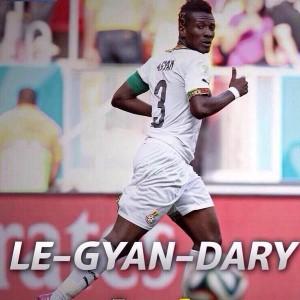 AFCON 2015: Ghana striker Asamoah Gyan seeks to set scoring record against South Africa