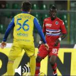 Ghana ace Afriyie Acquah tastes defeat on Sampdoria debut