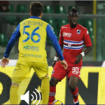 Afriyie Acquah- Sampdoria coach was justified to start me on my debut
