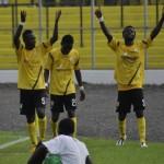Ghana Premier League: Match Report- AshantiGold edge Bechem United to reclaim top spot