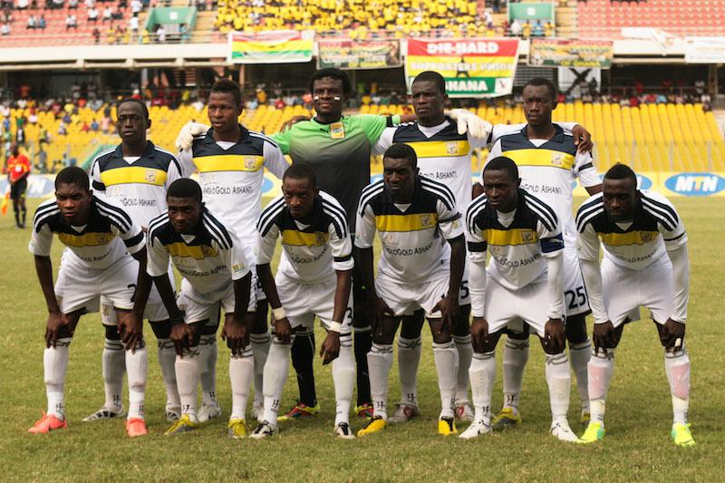 Ghana Premier League: Match Report- AshantiGold rally to beat champions Kotoko to extend lead