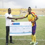 VIDEO:  Interview with Ghana Premier First Capital Plus Bank Player of the Month Gilbert Fiamenyo