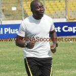 Referee Emmanuel Dally-Gagba faces Ghana FA rap after handling Kotoko-Hearts clash