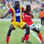 Ghana Premier League: Match Report- New Edubiase twins Alhassan and Fuseini Nuhu score to drown Hearts of Oak