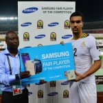 Striker Kwesi Appiah felt strange to be named 2015 Africa Cup of Nations Fair Player