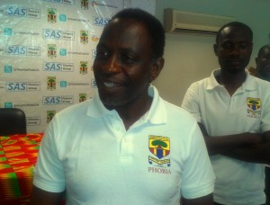 Ex-Hearts of Oak star Mohammed Polo wants to coach arch-rivals Kotoko