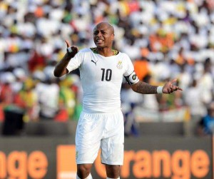 Newcastle target Andre Ayew reveals Marseille financial problems could force him out