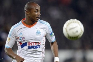 Ghana star André Ayew appoints super agent Darren Dein to secure England move