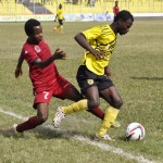 PICTURES: AshantiGold's thrilling 2-2 draw with Heart of Lions at the Len Clay