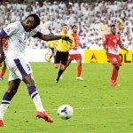 VIDEO: Watch the two goals scored by Asamoah Gyan in Al Ain win over Fujairah