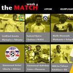 Ghana Premier League Week IV Man of the Match winners- Kotoko's Amos Frimpong IN