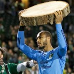 Adam Kwarasey dedicates MLS debut clean-sheet 'shutout' award to Portland Timbers teammates