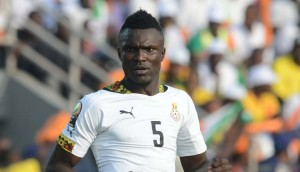 Ghana defender Awal Mohammed makes second Champions League appearance