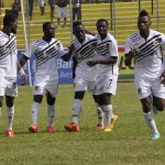 Ghana Premier League- Match Report: AshantiGold share spoils with Hearts but emerge halfway champions