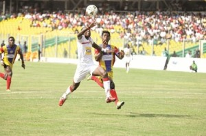Hearts of Oak not seeded for Confed Cup draw, to face Al Ahly or Esperance