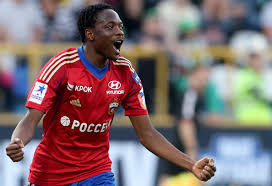 Ahmed Musa confident of winning 2015 CAF African Footballer of the Year award