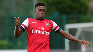 Alex Iwobi makes Arsenal starting line up for League Cup match