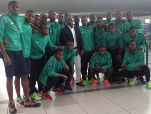 Coach Amunkeke warns Golden Eaglets to expect tough game against Chile
