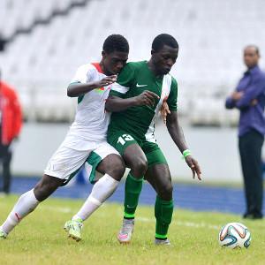 Nigeria defeat Burkina to establish two-goal advantage in final CHAN qualifier