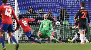 Super Eagles skipper Ahmed Musa shines as CSKA Moscow hold Manchester United