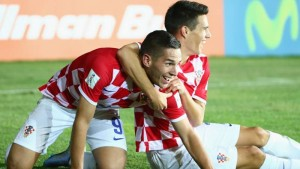 FIFA U-17 World Cup Croatia come from behind to defeat Nigeria