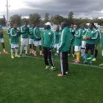 Dream Team to camp in Morocco ahead of African U-23 tournament