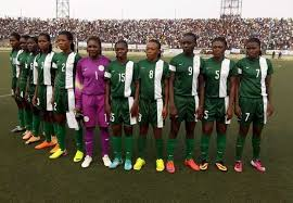 Falconets Depart For U-20 World Cup Sunday After Losing To Falcons,