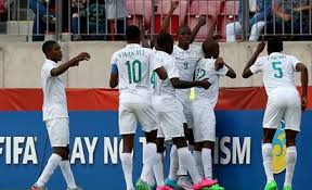 FIFA U-17 WC: Golden Eaglets target victory over hosts Chile in second round match