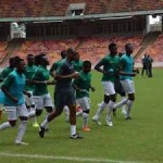 Super Eagles poised for victory in CHAN qualifier against Burkina Faso