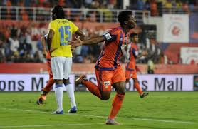 Kalu Uche hits brace for FC Pune City in Indian Super League clash