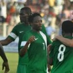 Super Eagles stars hail team's performance against Cameroon