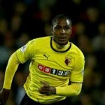 Arsene Wenger cautions players against Watford's Nigerian forward Ighalo