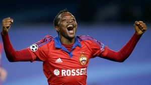 Nigeria star Ahmed Musa ready to shine against Manchester United