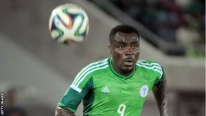 Nigeria striker Emenike snubs phone calls from Super Eagles coach Oliseh