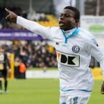EPL side Spurs keeping tabs on young Nigerian forward Moses Simon
