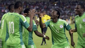 2018 World Cup: Nigeria to face Swaziland to reach group phase of qualifiers