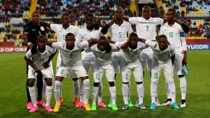 U17 World Cup: Nigeria crash hosts Chile to reach knock-out stages