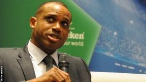 Nigeria coach Oliseh shocked over striker Emenike's Super Eagles retirement