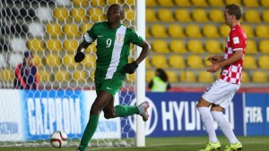 FIFA U-17 WORLD CUP: Nigeria striker Osimhen living up to his promise