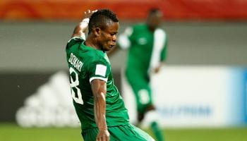 Striker Sokari says Dream Team deserved victory over Mali