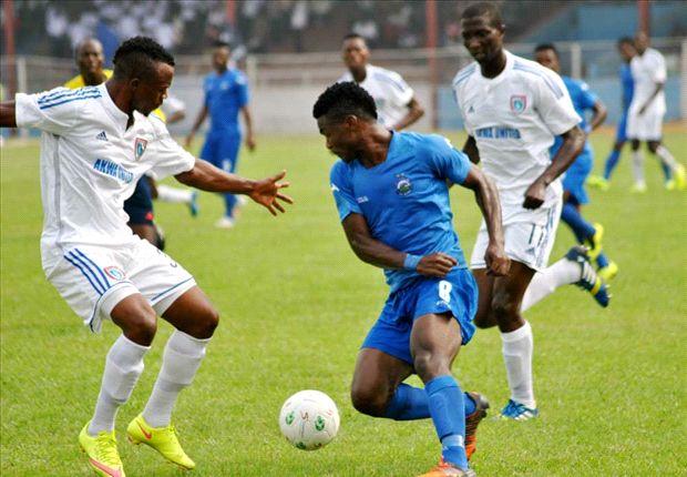 Ubong Ekpai delighted to score against Vita Club