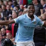 Iheanacho credits Bony, Aguero for pushing him to greater heights